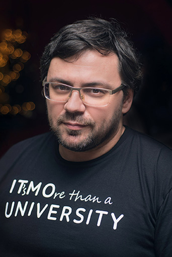 Sergey Zlatin (Head of Design)